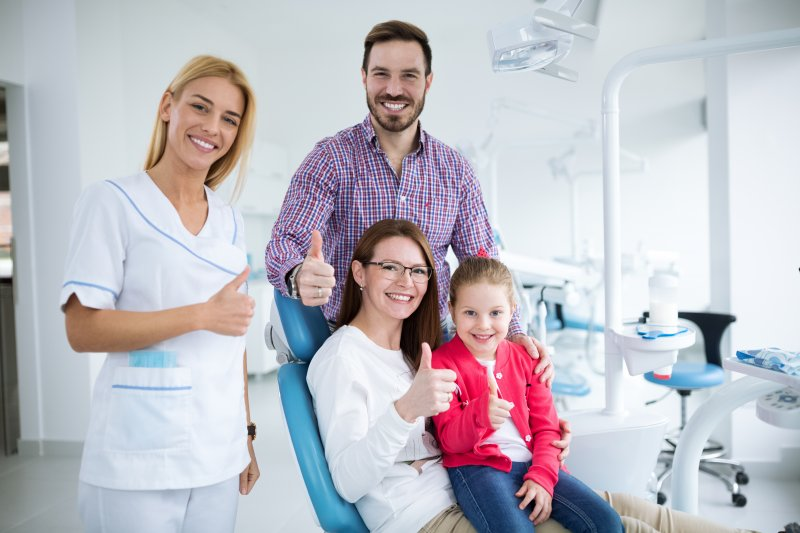 Family dentist in Canton